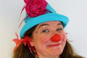 Esther Hak Clownschool Esterella