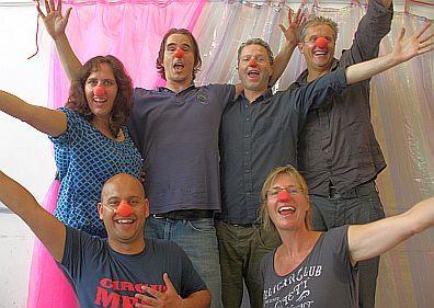 Clowncursus Clownschool Esterella