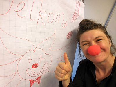 Cursus Marketing voor Clowns