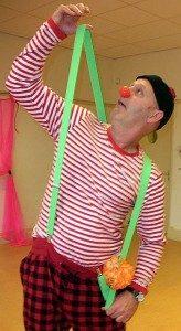 Cursus Clownerie voor Perfectionisten