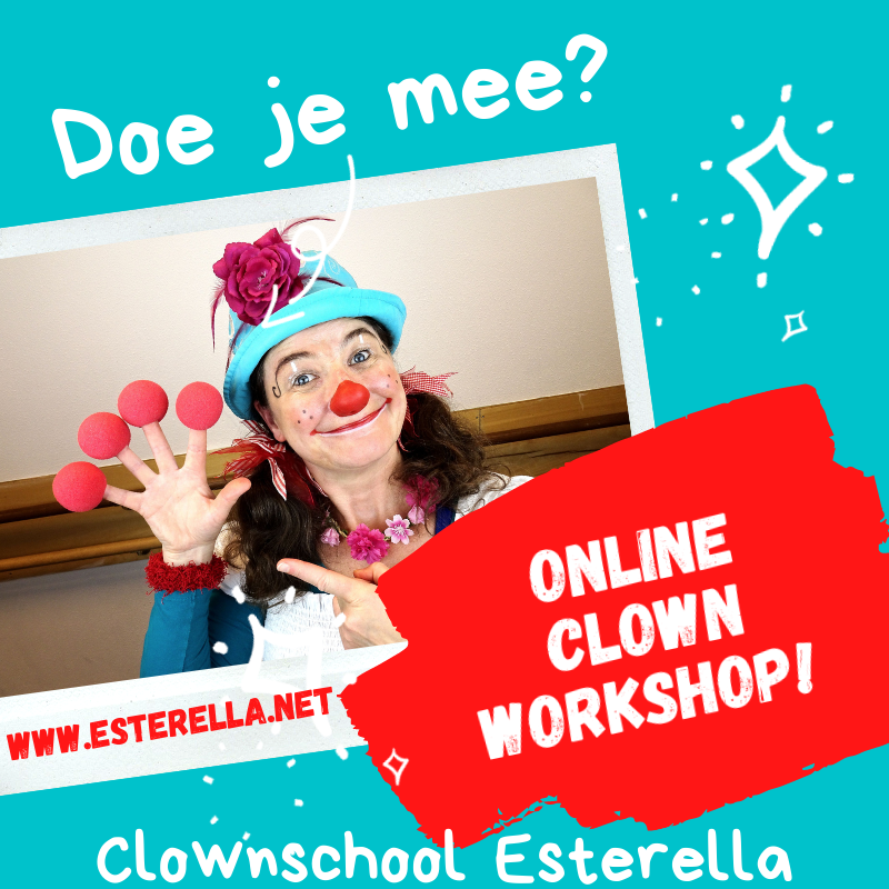 Online Clown Workshop